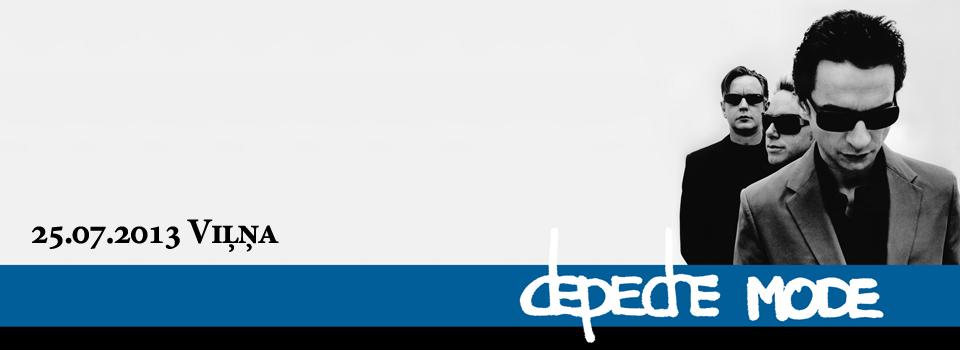 Uz Depeche Mode koncertu Viļņā kopā ar Braucamkopa.lv