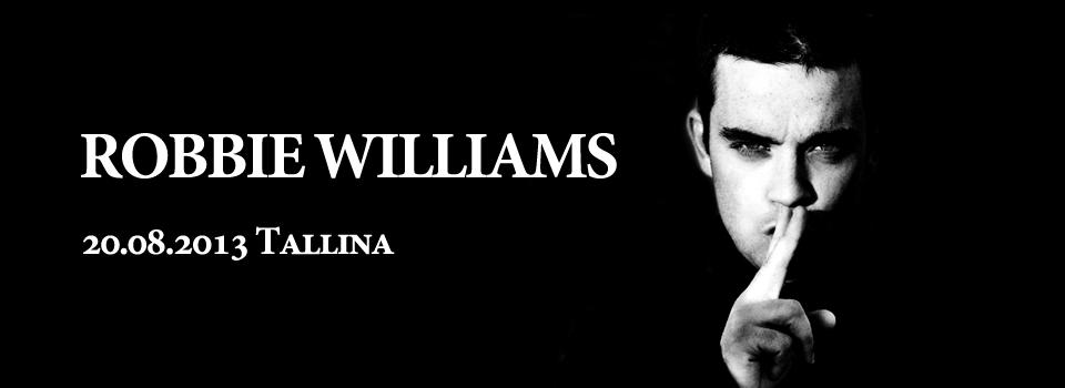 Gribi braukt uz Robbie Williams koncertu Tallinā? Braucam kopā!